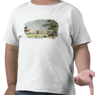 Burley, Rutlandshire (colour litho) T-shirts