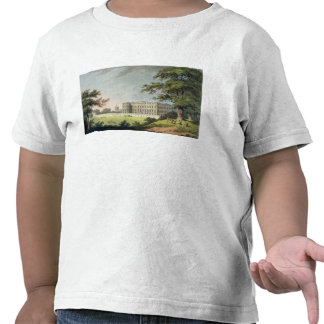 Burley, Rutlandshire (colour litho) Shirts