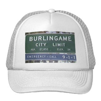 Burlingame Hat