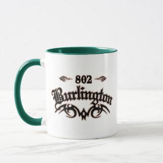 Burlington 802 mug