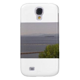 Burlington Bay, Lake Champlain.jpg Samsung Galaxy S4 Cover