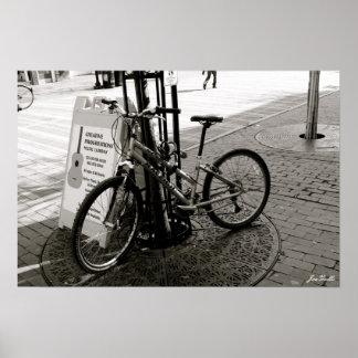 Burlington Bike 1 Poster