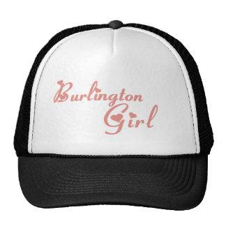Burlington Girl tee shirts Trucker Hat