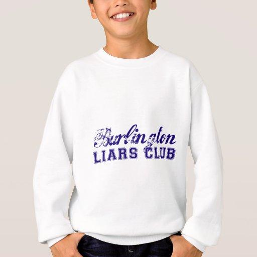 Burlington Liars' Club Sweatshirt