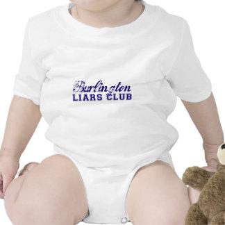 Burlington Liars' Club Tee Shirts