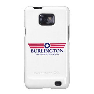 Burlington NC Pride Samsung Galaxy S2 Cases