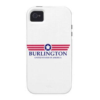 Burlington NC Pride iPhone 4 Covers
