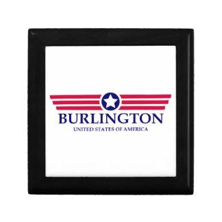 Burlington NC Pride Trinket Box