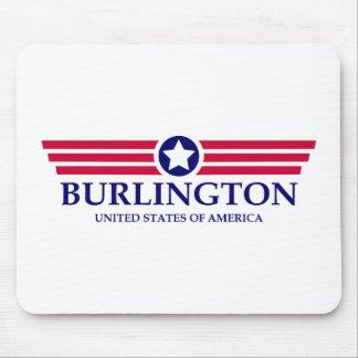 Burlington NC Pride Mouse Pad