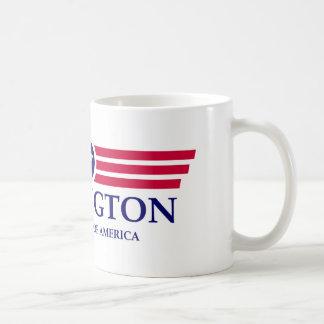 Burlington NC Pride Classic White Coffee Mug