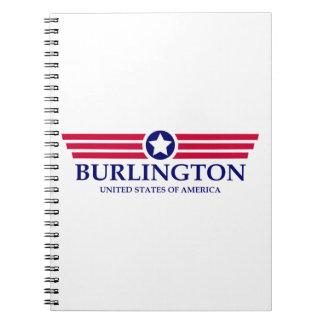Burlington NC Pride Note Book
