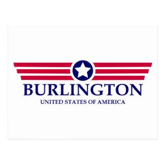 Burlington NC Pride Postcard