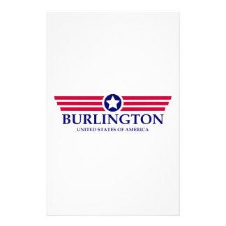 Burlington NC Pride Stationery