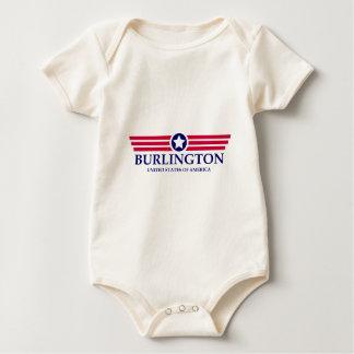 Burlington NC Pride Bodysuit
