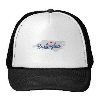 Burlington North Carolina NC Shirt Trucker Hat