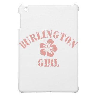 Burlington Pink Girl iPad Mini Covers
