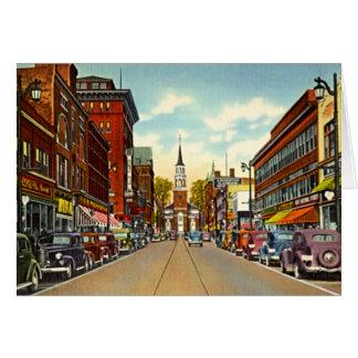 Burlington, Vermont Card