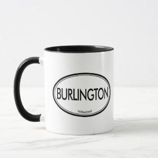 Burlington, Vermont Mug