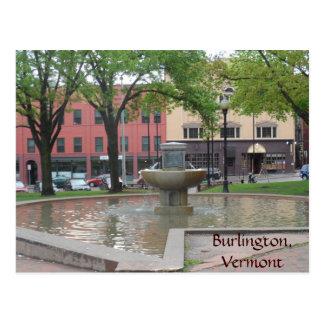 Burlington, Vermont Postcard