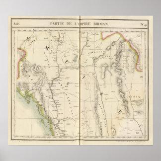 Burma, Asia 96 Posters
