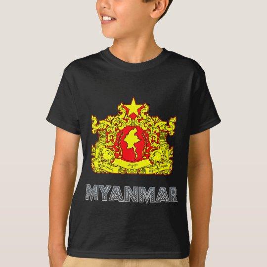 Burma Emblem T-Shirt