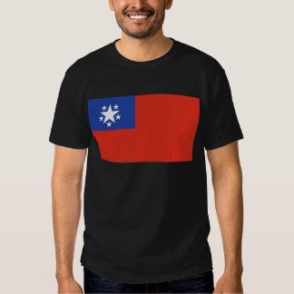 Burma Flag (1948-1974) Tee Shirt