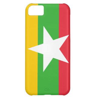 Burma Flag; Myanmar iPhone 5C Case