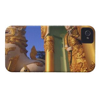 Burma (Myanmar), Rangoon (Yangon) Temple Blackberry Bold Covers