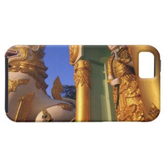 Burma (Myanmar), Rangoon (Yangon) Temple iPhone 5 Cases