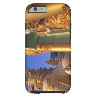 Burma (Myanmar), Rangoon (Yangon) Temple Tough iPhone 6 Case