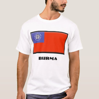 Burma (Myanmar) T-Shirt