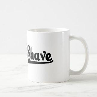 Burma-Shave shaving cream Coffee Mug