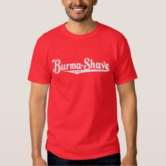 Burma-Shave shaving cream T-shirt