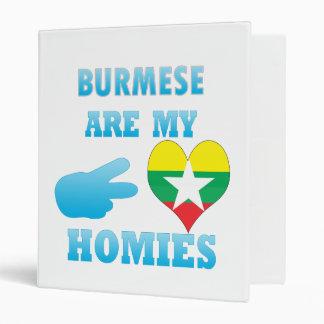 Burmas es mi Homies