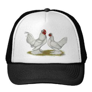 Burmese Bantams Mesh Hats