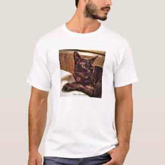 Burmese by Headboard T-Shirt