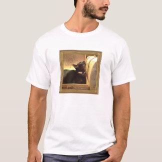 Burmese Cat /Antique Golden Box, Series 1, pose 2 T-Shirt