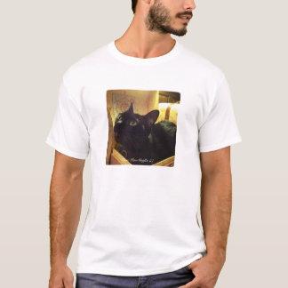Burmese Cat /Antique Golden Box, Series 1, pose 5 T-Shirt