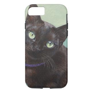 Burmese cat iPhone 7 case