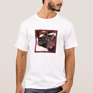 Burmese Cat Trio T-Shirt