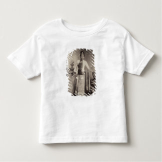 Burmese lady toddler t-shirt