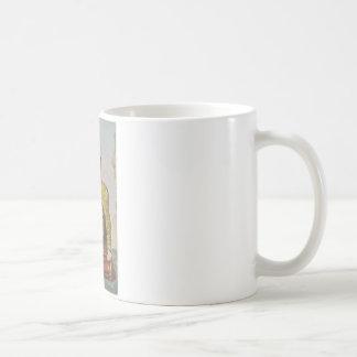 Burmese Monk 1910 Classic White Coffee Mug