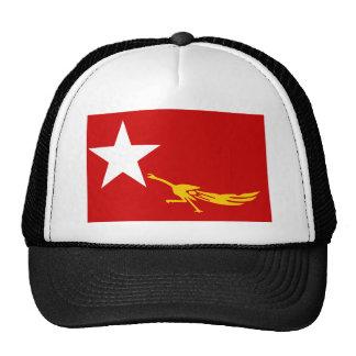 Burmese People Flag Trucker Hat