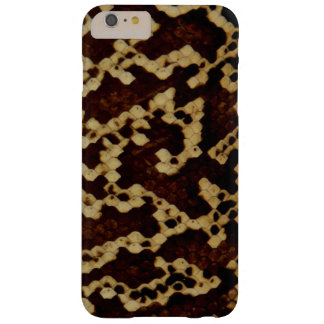 Burmese Python Barely There iPhone 6 Plus Case
