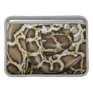 Burmese python MacBook air sleeve
