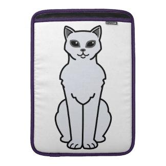 Burmilla Cat Cartoon MacBook Air Sleeve