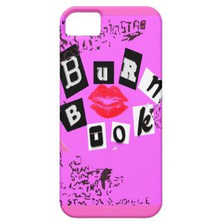 Burn Book iPhone 5 Case