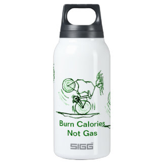 Burn Calories - Not Gas Insulated Water Bottle