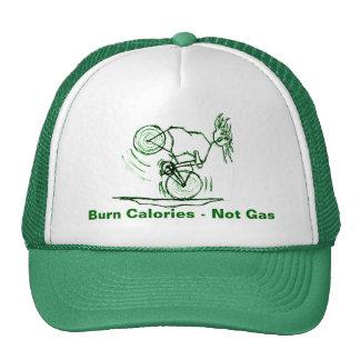 Burn Calories - Not Gas Trucker Hat