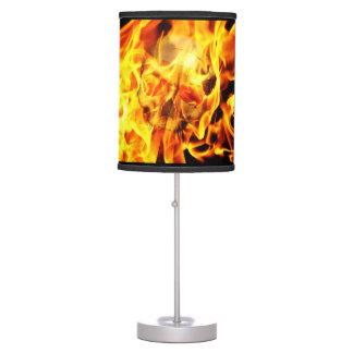 Burn Desk Lamp